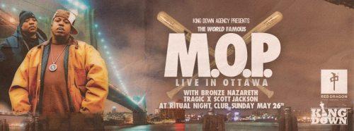 M.O.P. LIVE in Ottawa