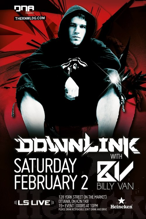 Downlink (Rottun) at LS Live (Ottawa) // February 2, 2013