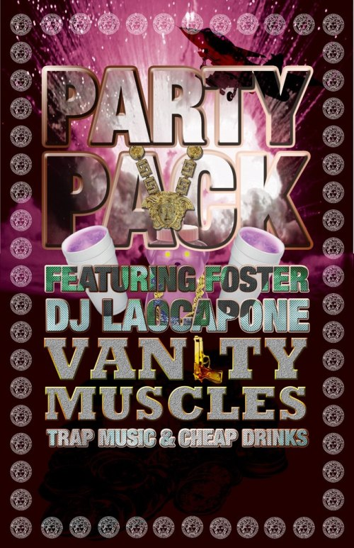 PARTY PACK APRIL